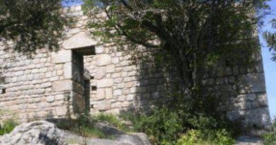 Castello di Balaiàna, Luogosanto
