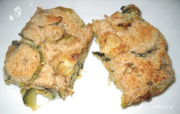 Tortino di Zucchine, ricetta