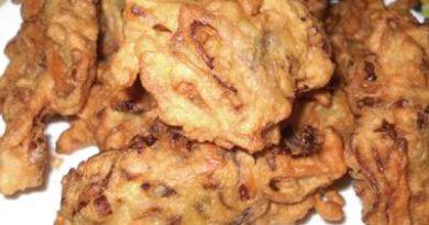Frittelle di verdure in pastella, ricetta