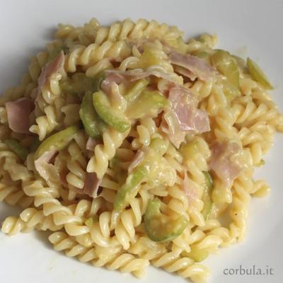 Pasta Primavera, ricetta