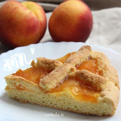 La ricetta della crostata con confettura di frutta
