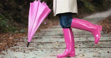 Stivali da pioggia donna: come abbinarli per outfit perfetti