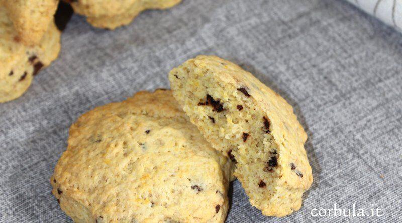 Biscotti con gocce di cioccolato: la ricetta per farli in casa