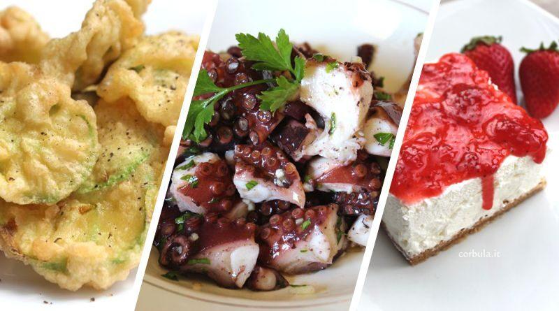 Ricette di cucina, piatti tipici tradizionali